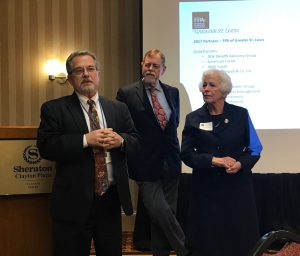FPA of Greater St Louis Tom Eyssell, Jack White, Nancy Farmer
