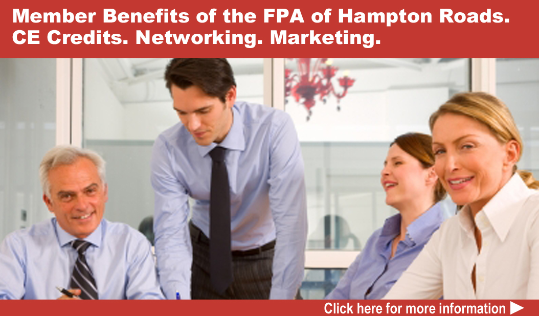 FPA of Hampton Roads Member Benefits